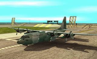 a - MTA - Lockheed C-130 Hercules Força Aérea Brasileira