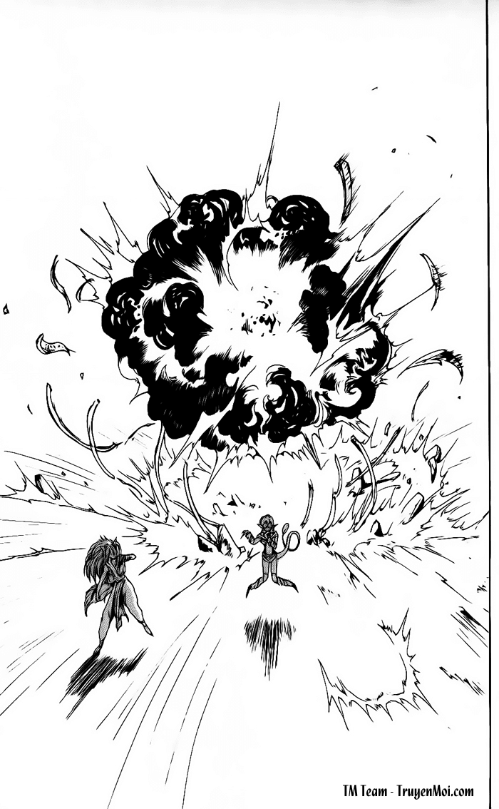 Hành trình của Uduchi chap 096: phản công! trang 13