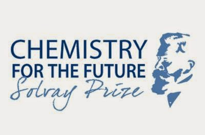RSC Belgium News: Chemistry for the Future: Solvay Prize 2015
