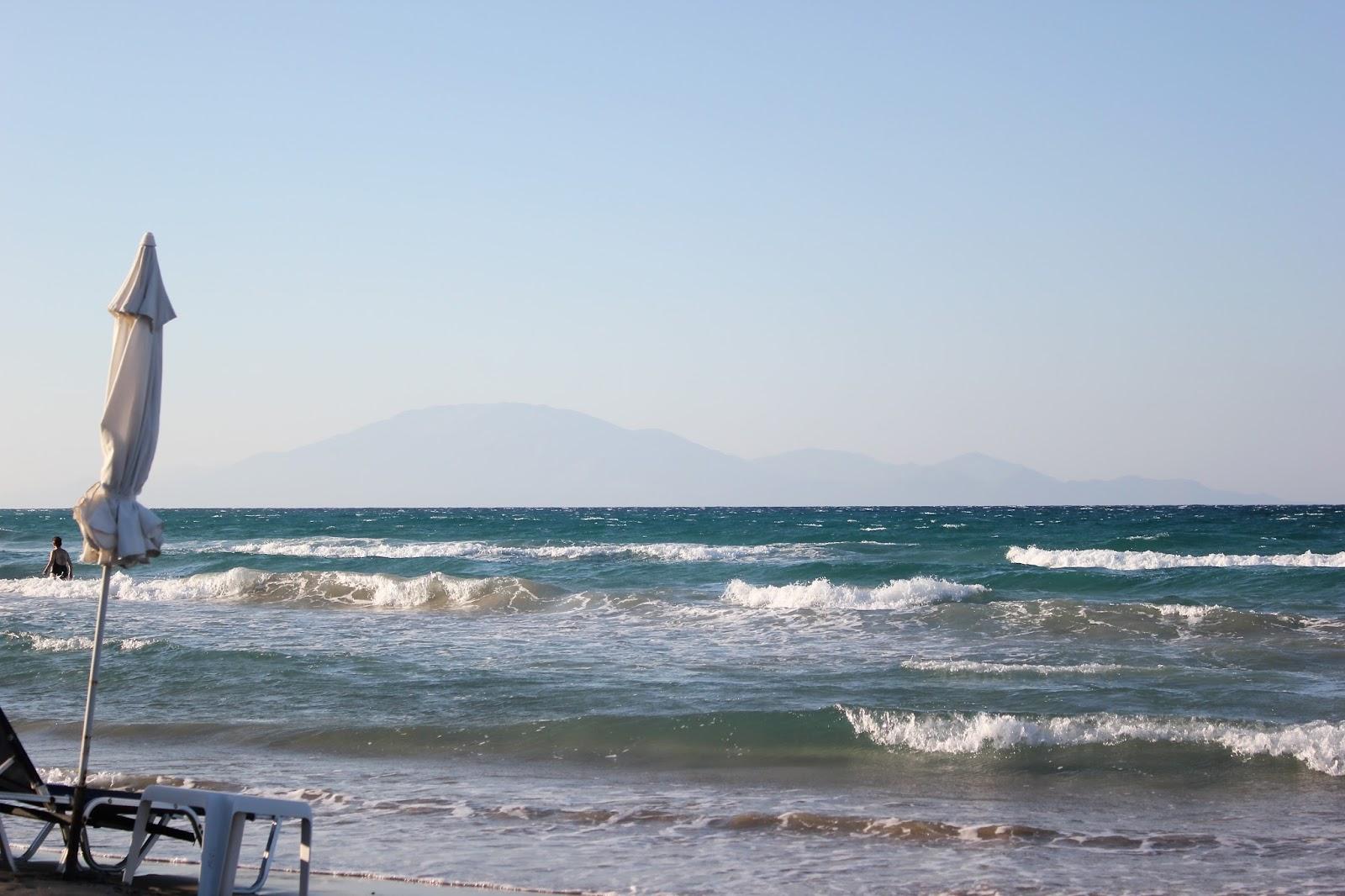 Georgie Minter-Brown blogger actress travel zante tsilivi holiday photo diary sea beach relax island kefalonia
