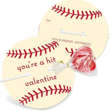 Baseball Valentines Munchkins And Mayhem