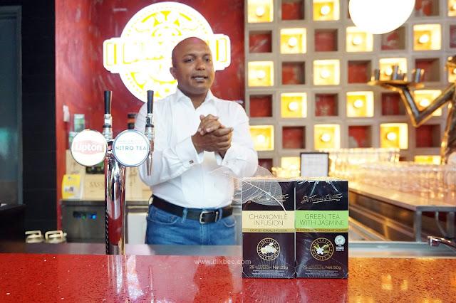 Lipton Nitro Tea Dan Makanan Sedap Di High Line Resorts World Genting