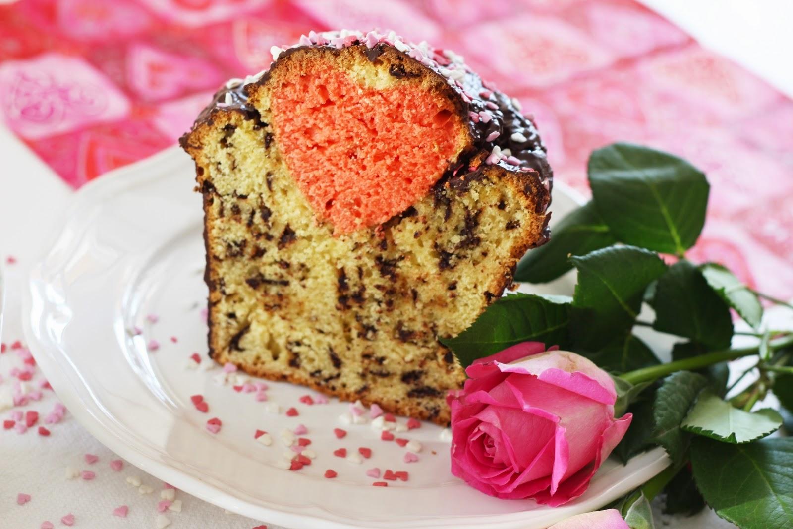 Herzkuchen Backen Red Velvet Cake Oder Simple Gesagt