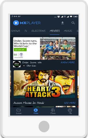 online-movie-dekhne-wala-app
