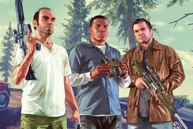 Misteri GTA 5 San Andreas Paling Misterius