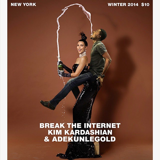 Lmao see what this nigerian guy did with kim kardashian Internet magasin