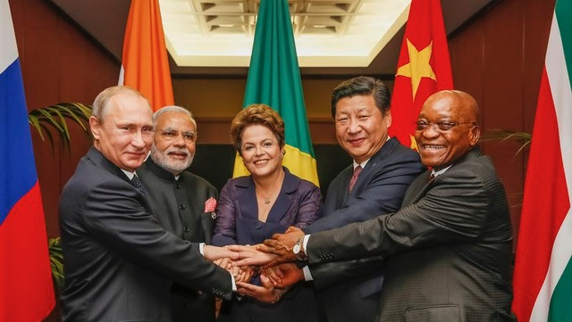 """Review"" - GCR/RV Geopoilitical Intel Update - 1/25/19 BRICS_heads_of_state_and_government_hold_hands_ahead_of_the_2014_G-20_summit_in_Brisbane_Australia_Agencia_Brasil"