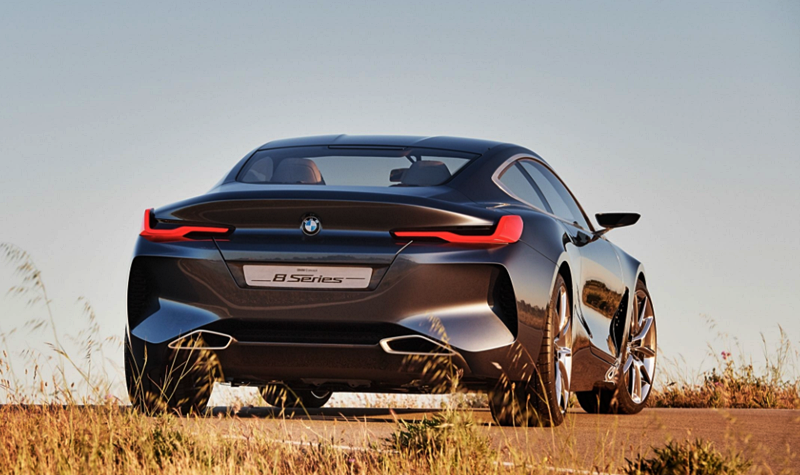 Price of BMW  8 Series Concept 2018