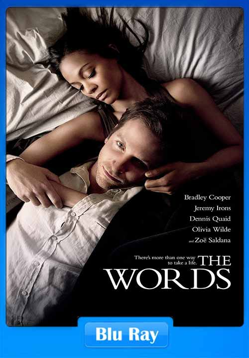 The Words 2012 HEVC BRRip 100MB x265 Poster