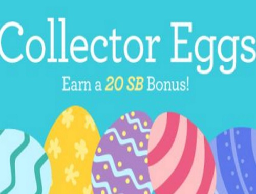 Swagbucks April Collector's Bills
