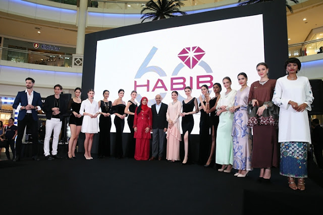 HABIB 60th Anniversary, The Heritage Journey, Habib Jewel, The Curve, Jewellery Exhibition