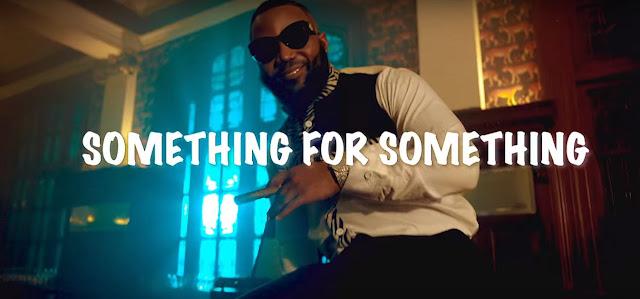 D'Banj Ft. Cassper Nyovest - Something For Something