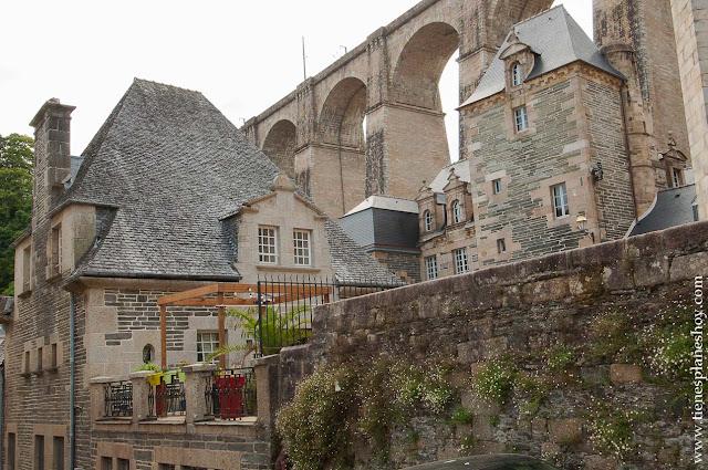 Morlaix visitar Bretaña turismo roadtrip diario de viaje