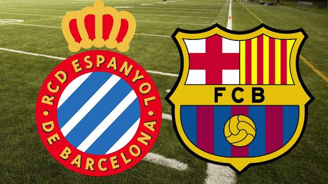 Live Stream Copa Del Rey Quarter-Finals Espanyol vs Barcelona