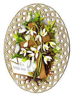 easter greeting card digital download clipart crafting download