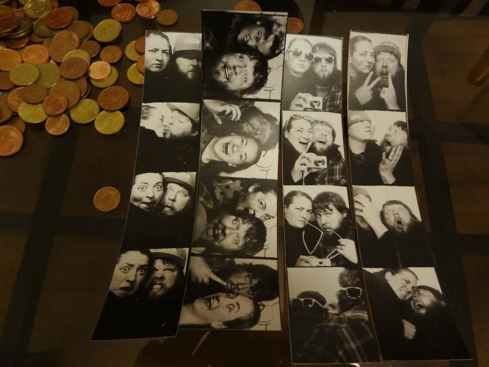 Tour of the Berlin Photo booths
