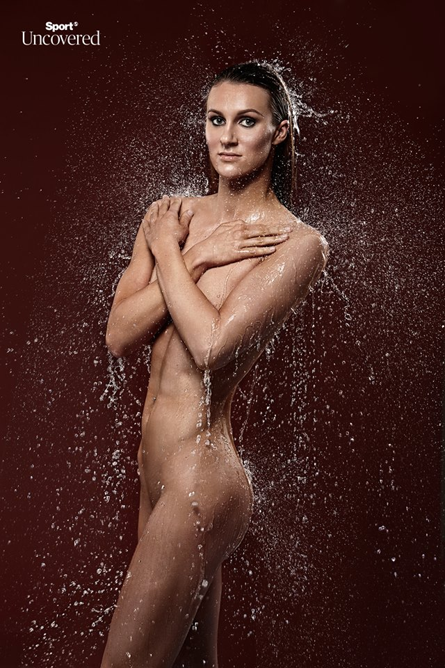 Sports Stars Reveals Their Steaming Hot Nude Sculpted -6220