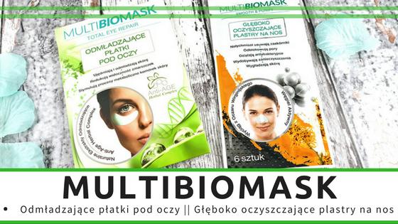Sprytne saszetki Multibiomask - co kryją?