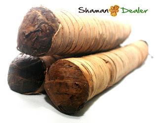 mapacho logs