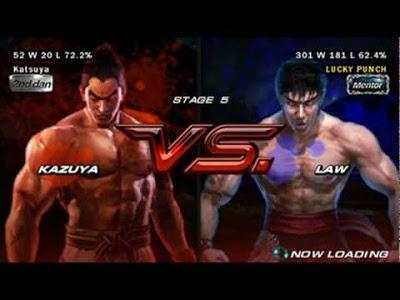 Tekken 6 PSP on Android Apk Terbaru