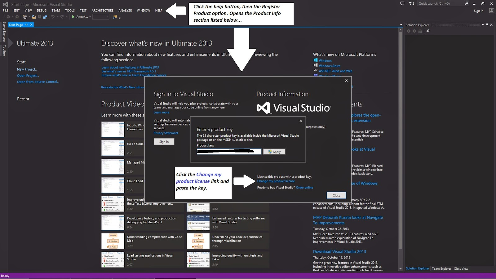 Microsoft Visual Studio 2015 Enterprise (X86X64) Free ...