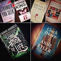 The Stranger You Seek - It - The Devil's Tickets - Something Borrowed - The Book of Life - Clock Dance