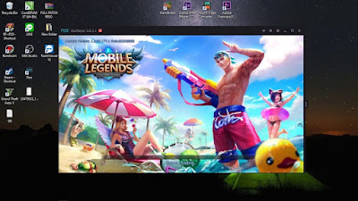 Cara Download Game Mobile Legend Di Laptop Menggunakan Nox App Player