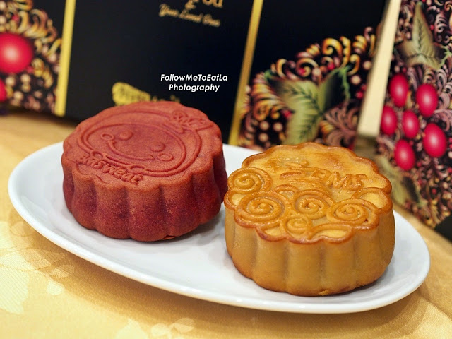 BMS Organics Mooncakes