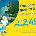 Manila to Guam January 2016 Seat Sale Promo