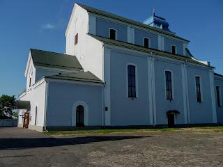 Дубно. Николаевский мужской монастырь