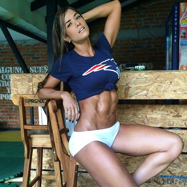 Fitness Girl Tatiana USSA GIRARDI