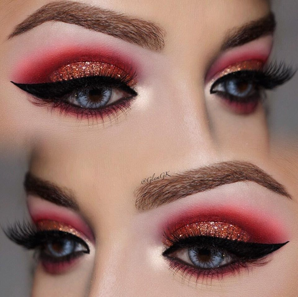 Different types of makeup looks and pictures