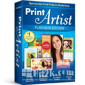 Print Artist Platinum 25.0.0.6 Retail [2017] Latest is Here!