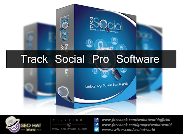 Download Track Social Pro Software Free