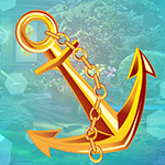 Games4King - Find Gold Ship Anchor