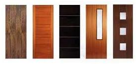 Gambar dan Motif Kusen Pintu Kayu Terbaru