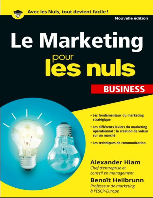 Marketing pour les nuls