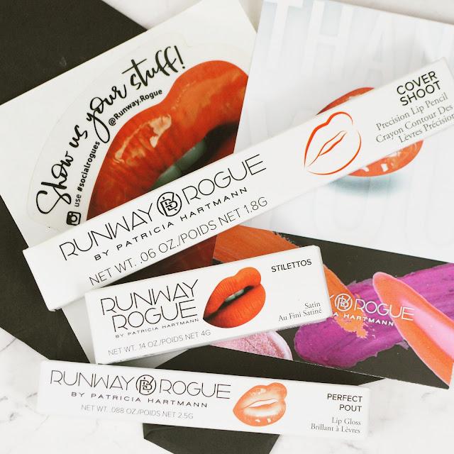 Lovelaughslipstick Blog - Runway Rogue Lip Products Review