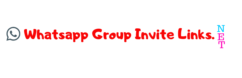 Whatsapp Group Invite Links