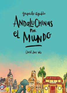 """""""Andaluchinas por el mundo"""" de Quan Zhou Wu"""