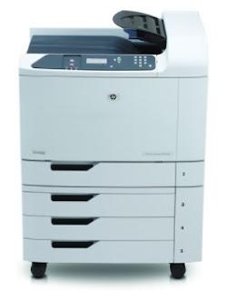 Imprimante Pilotes HP Color LaserJet CP6015 Télécharger