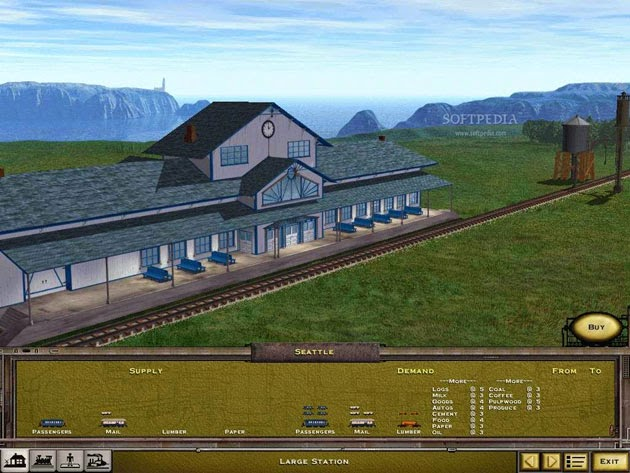Android Expert: Railroad Tycoon 2 Free Download Full Version
