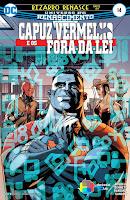 DC Renascimento: Capuz Vermelho e os Foras da Lei #14