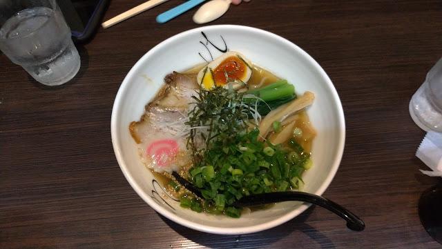 長崎市 ラーメン 麺屋富貴 冷やしぶっかけつけ麺
