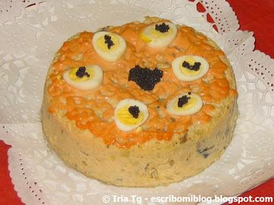 receta fácil de pastel de pescado