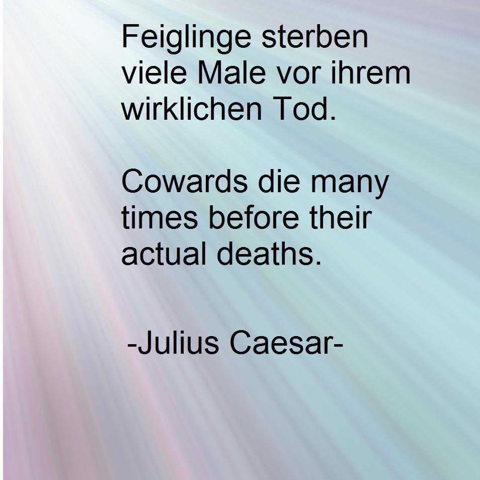 Zitat Von Julius Caesar