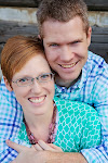 Heather and Hyrum