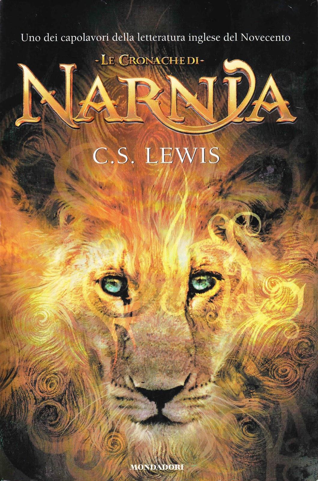 Libri di cristallo Recensione Le cronache di Narnia di CS Lewis ATTENZIONE solo volumi da 1 a 3