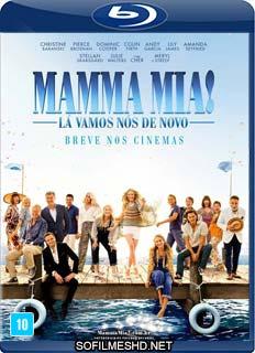 Baixar Filme Mamma Mia! Lá Vamos Nós de Novo Dublado Torrent