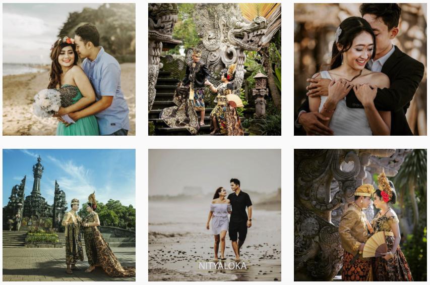 sewa Rias make up bridal murah bali paket photo pre wedding